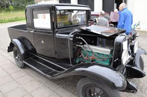 Stationsbilen ifrån 1931
