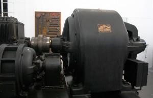 Der Antriebsmotor