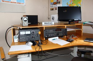 SK6SAQ-utrustning