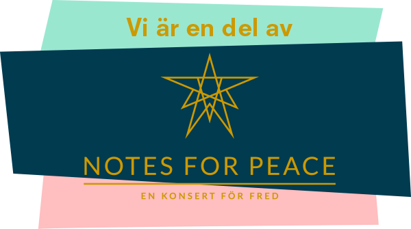 NOTES for PEACE i Varberg 27 aug