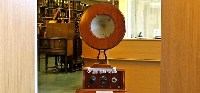 Radiomuseet i Göteborg håller Öppet Hus