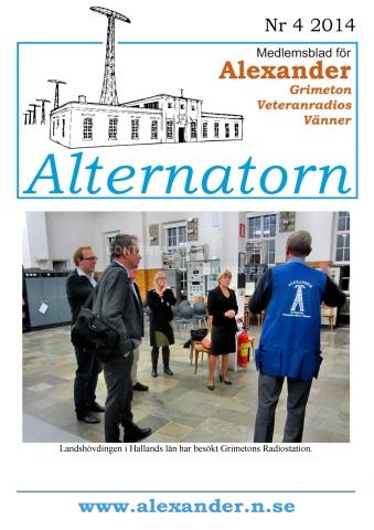 Alternatorn nr 4, 2014